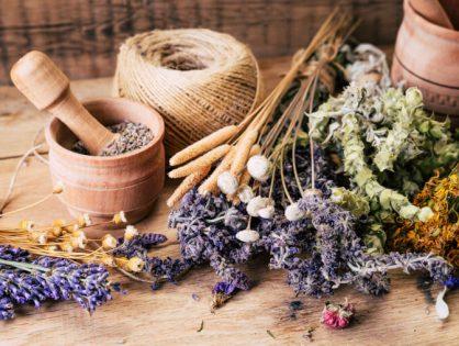 Aromaterapia za pomocą waporyzatora. Jakie zioła można waporyzować?