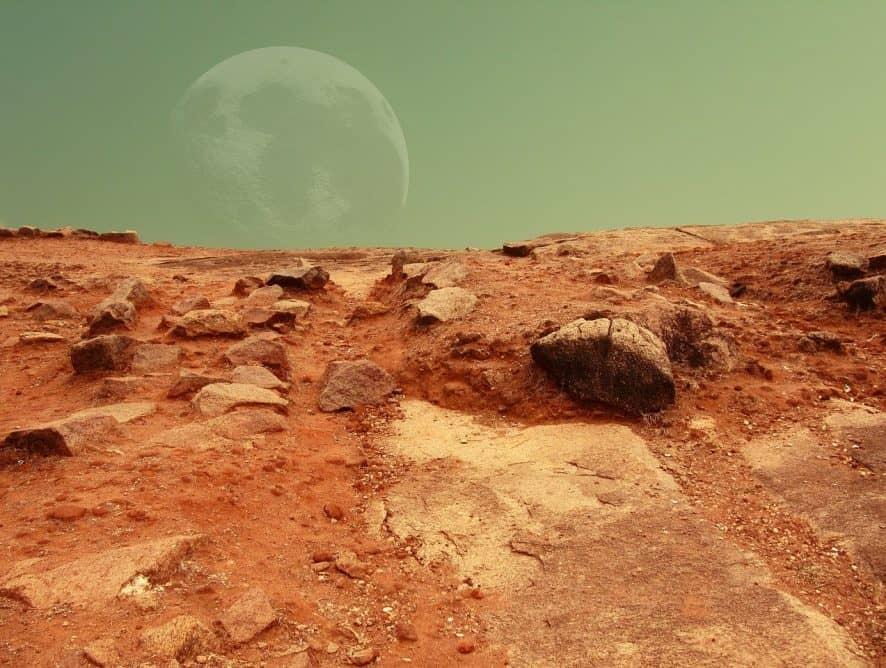 Bezzałogowa ekspedycja na Marsa - Chiny podbijają kosmos
