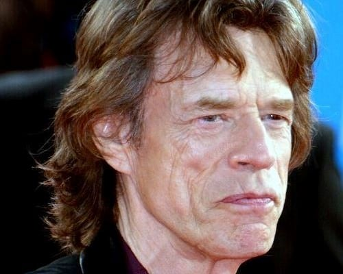 """Mick Jagger na dużym ekranie! Dziś do kin wchodzi """"Obraz pożądania""""!"""