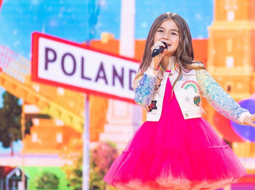 Konkurs Eurowizji Junior za nami. Tym razem Polska poza podium!