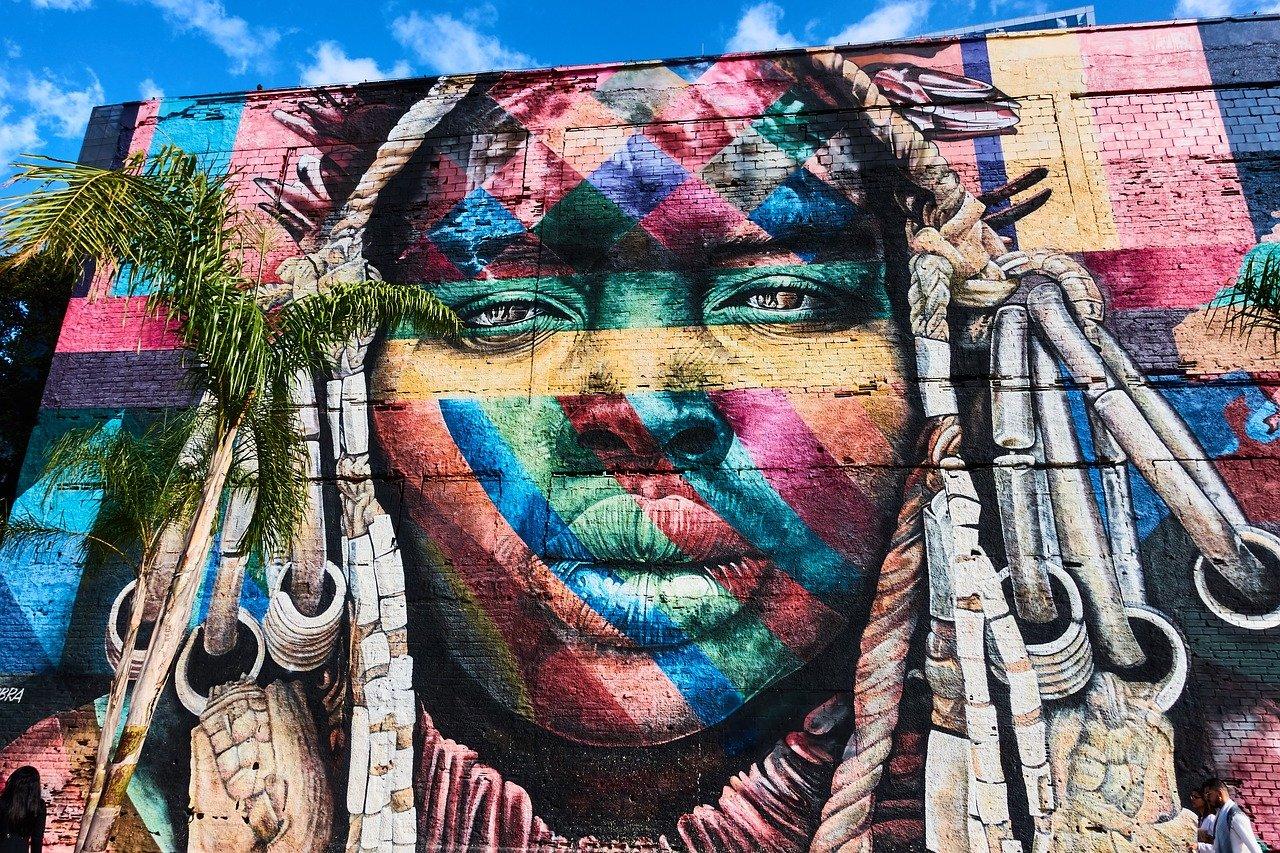 Zobacz 11 niezwykłych murali na świecie