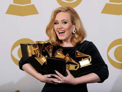 Rozdanie nagród Grammy przeniesione z powodu pandemii!