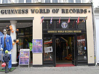 Poznaj najdziwniejsze rekordy Guinnessa