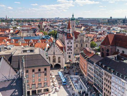 Niezapomniany urlop w południowych Niemczech