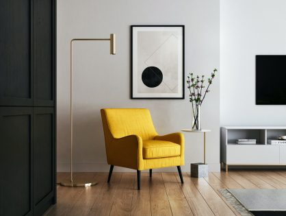 Ciekawe pomysły na ozdobienie ścian w mieszkaniu