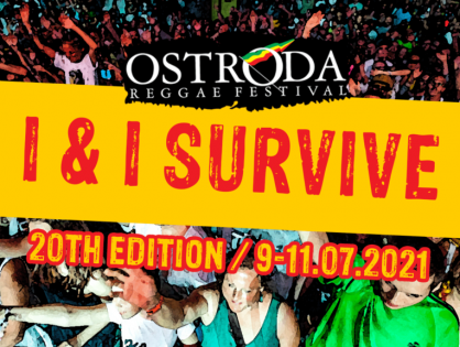 Ostróda Reggae Festival 2021 już w ten weekend!