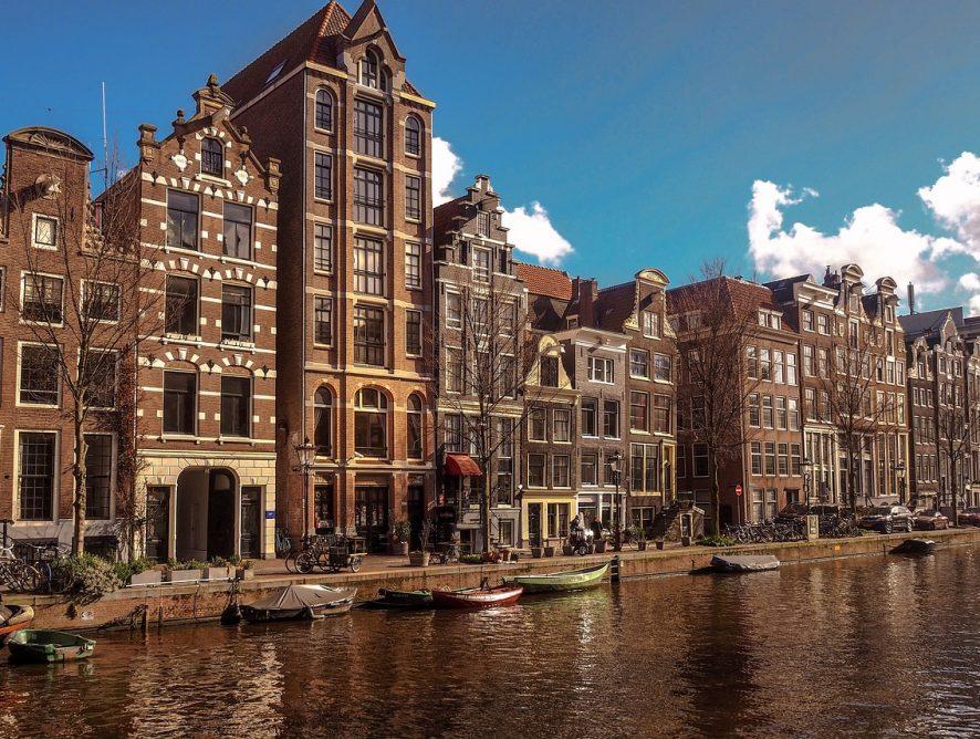 Innowacyjny most w Amsterdamie. Wydrukowano go w 3D!