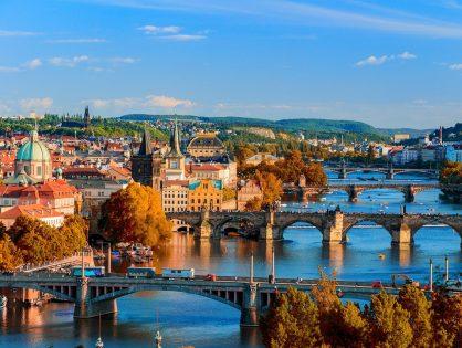"""Z cyklu """"Miasto, jakiego nie znacie"""": Co warto zobaczyć w Pradze?"""